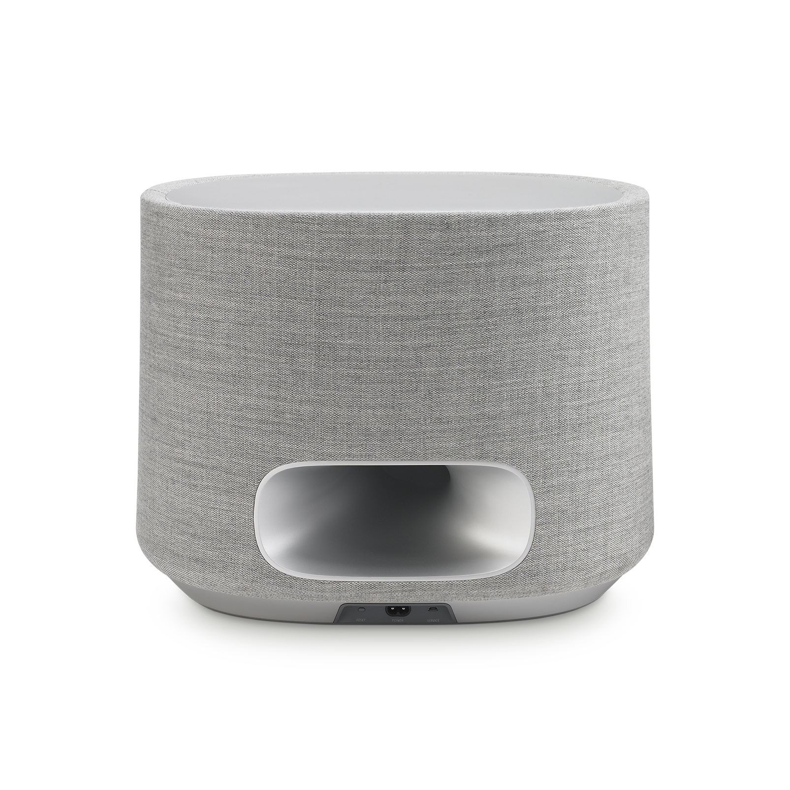 Harman Kardon Citation Sub - Grey - Thundering bass for movies and music - Back