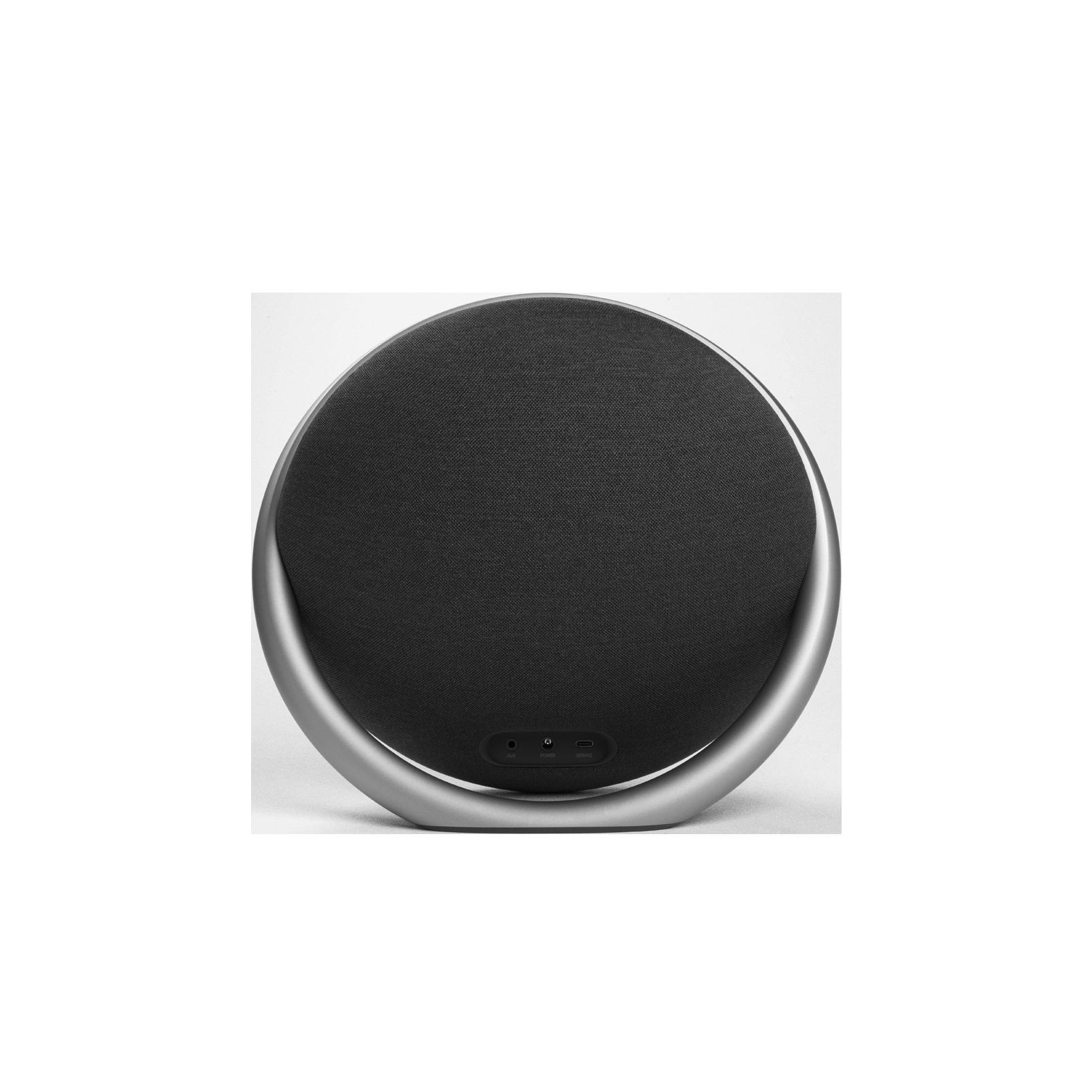 Onyx Studio 7 - Black - Portable Stereo Bluetooth Speaker - Back