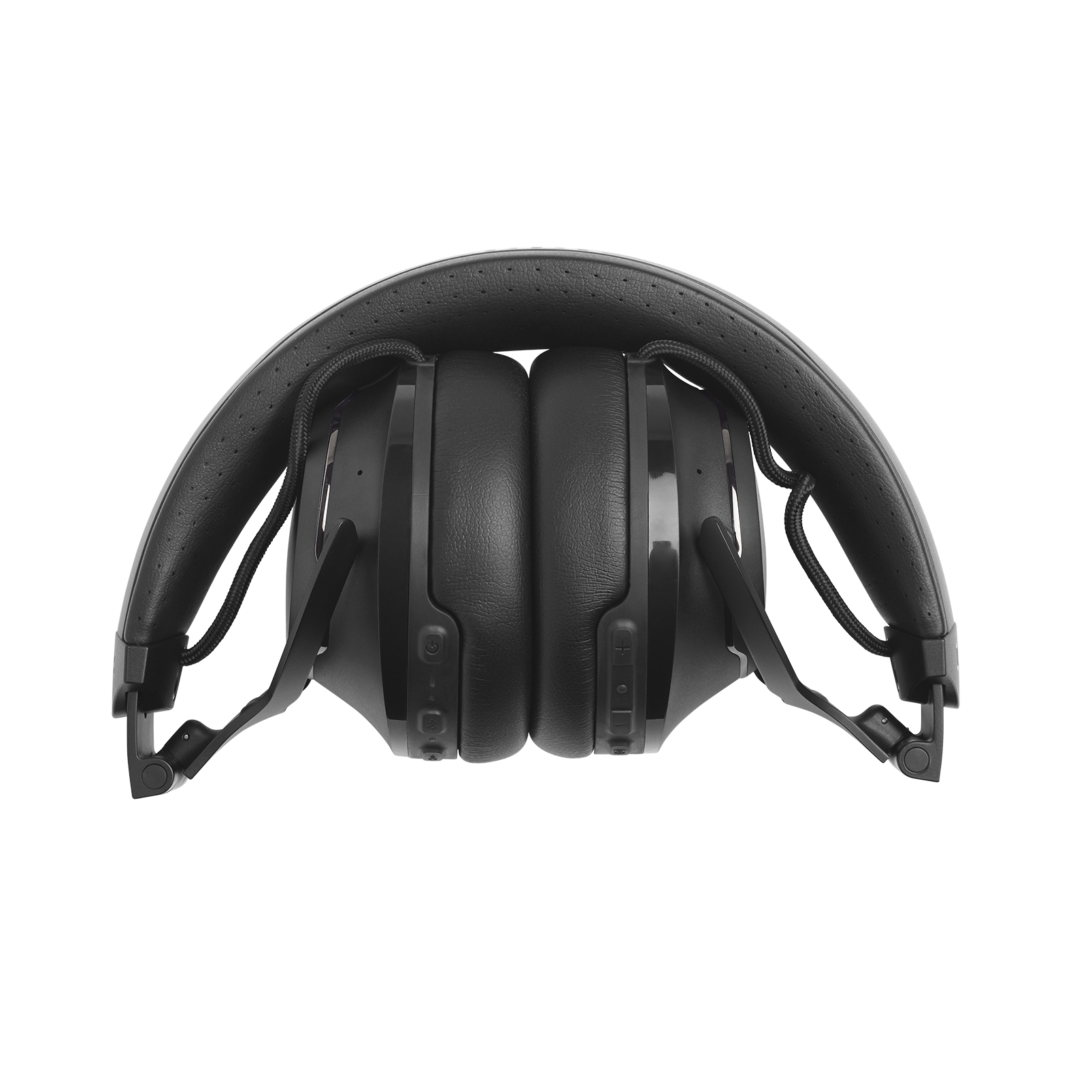 JBL CLUB 700BT - Black - Wireless on-ear headphones - Detailshot 3