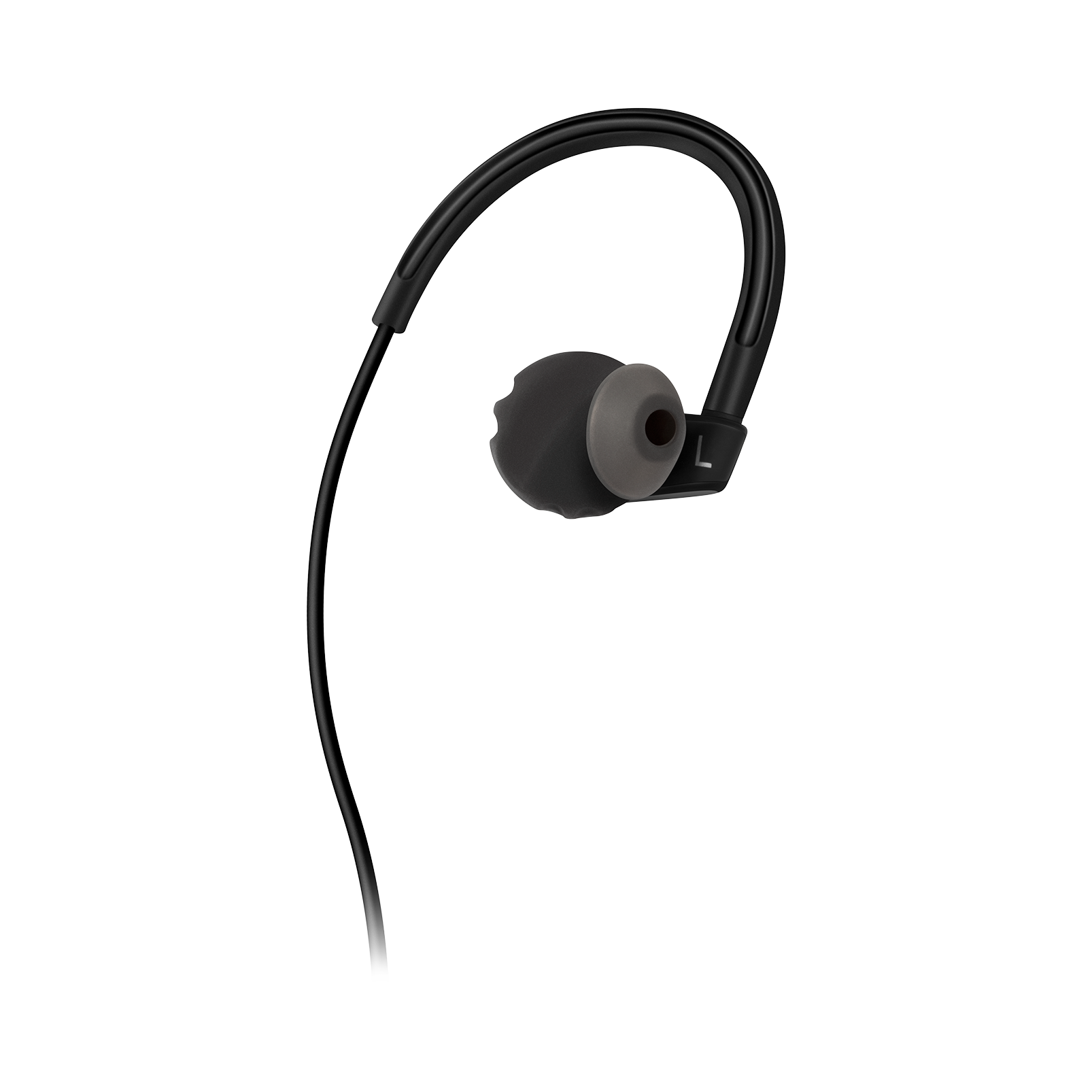 China:- - Black - Heart rate monitoring, wireless in-ear headphones for athletes - Back