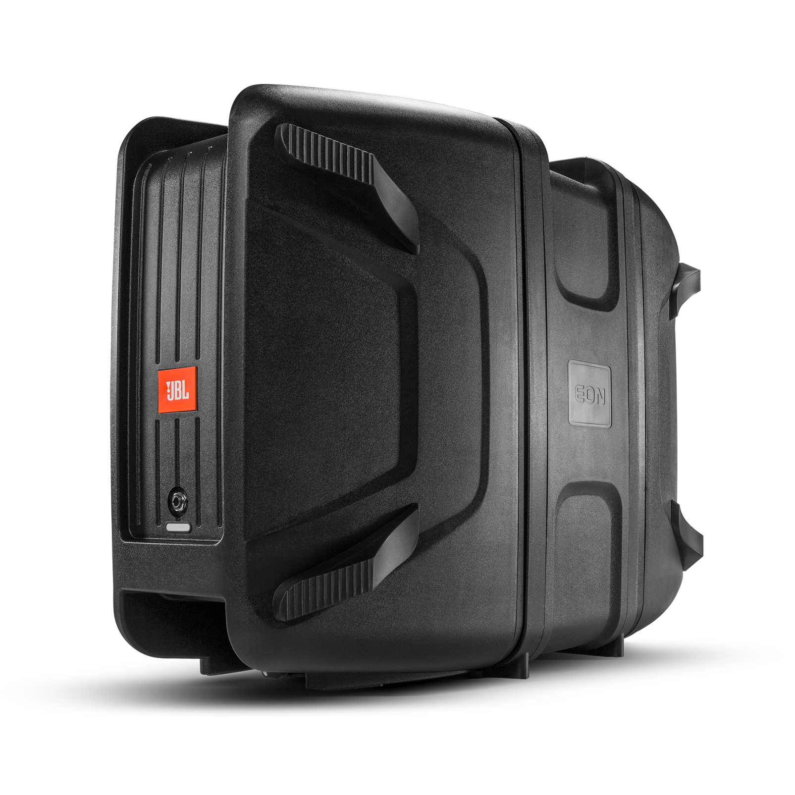 "JBL EON208P - Black - Portable 8"" 2-Way PA with Powered 8-Channel Mixer and Bluetooth® - Detailshot 4"