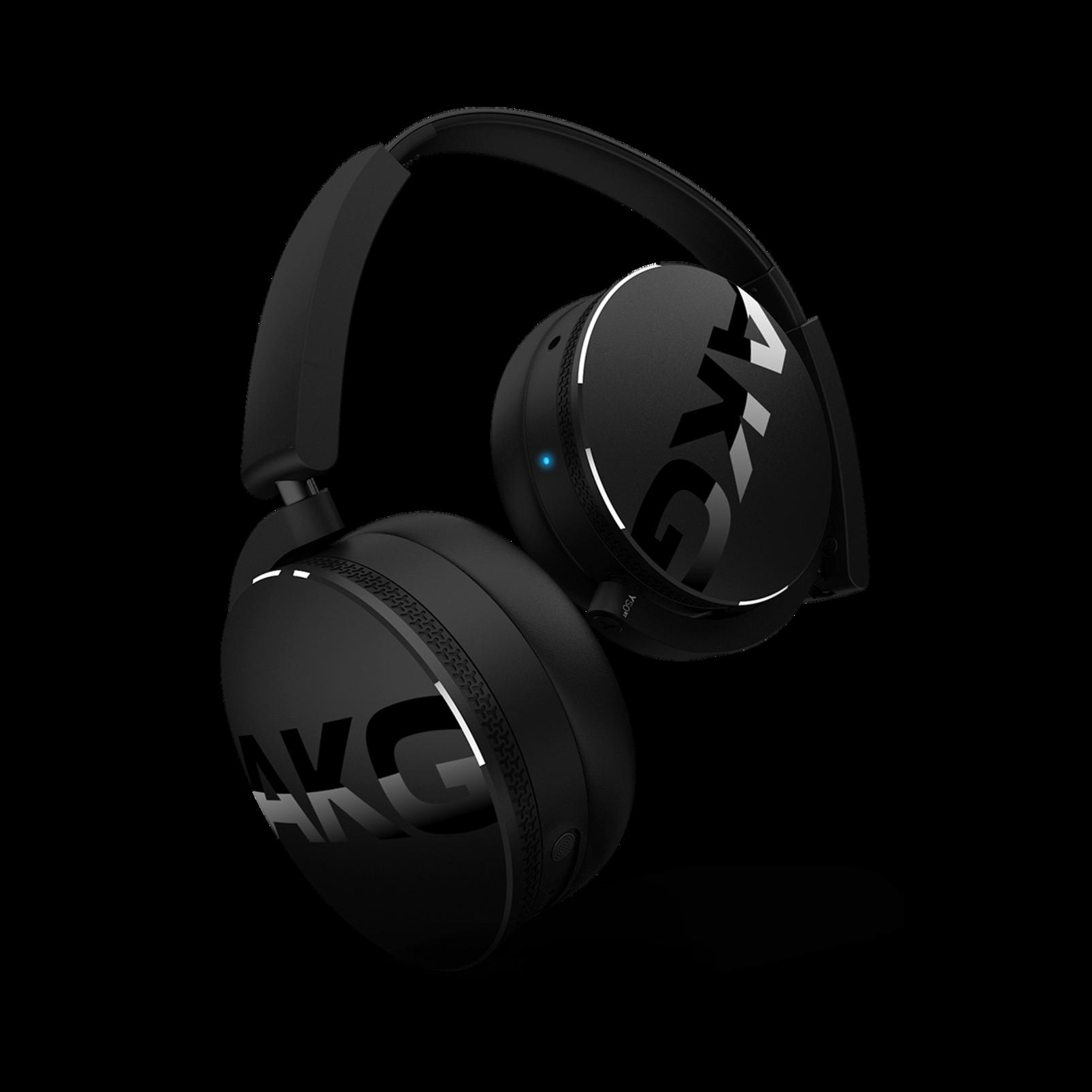 Y50BT - Black - Premium portable Bluetooth speaker with quad microphone conferencing system - Detailshot 3