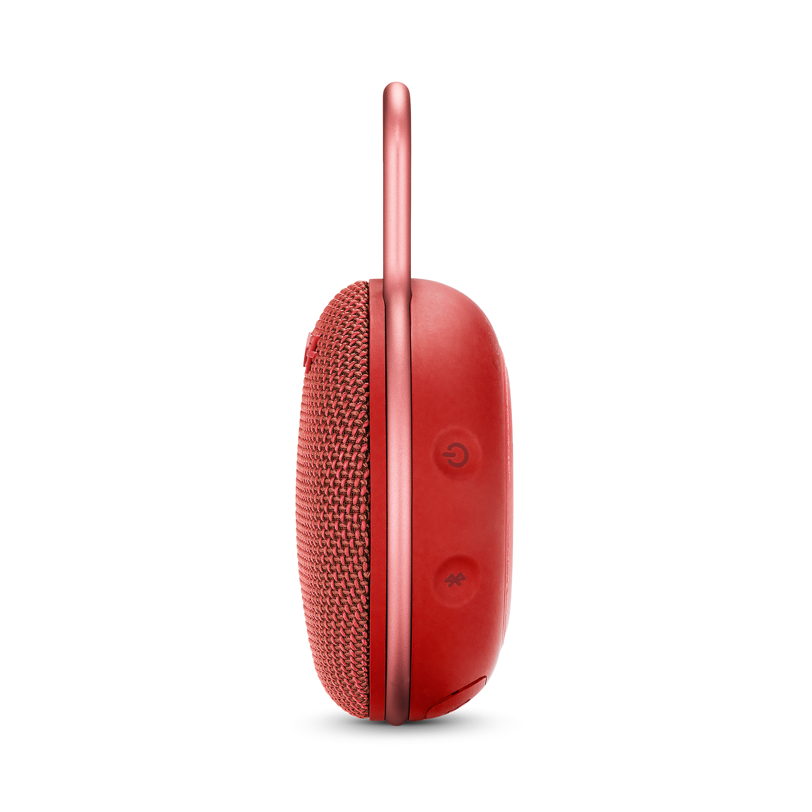 JBL CLIP 3 - Fiesta Red - Portable Bluetooth® speaker - Detailshot 2