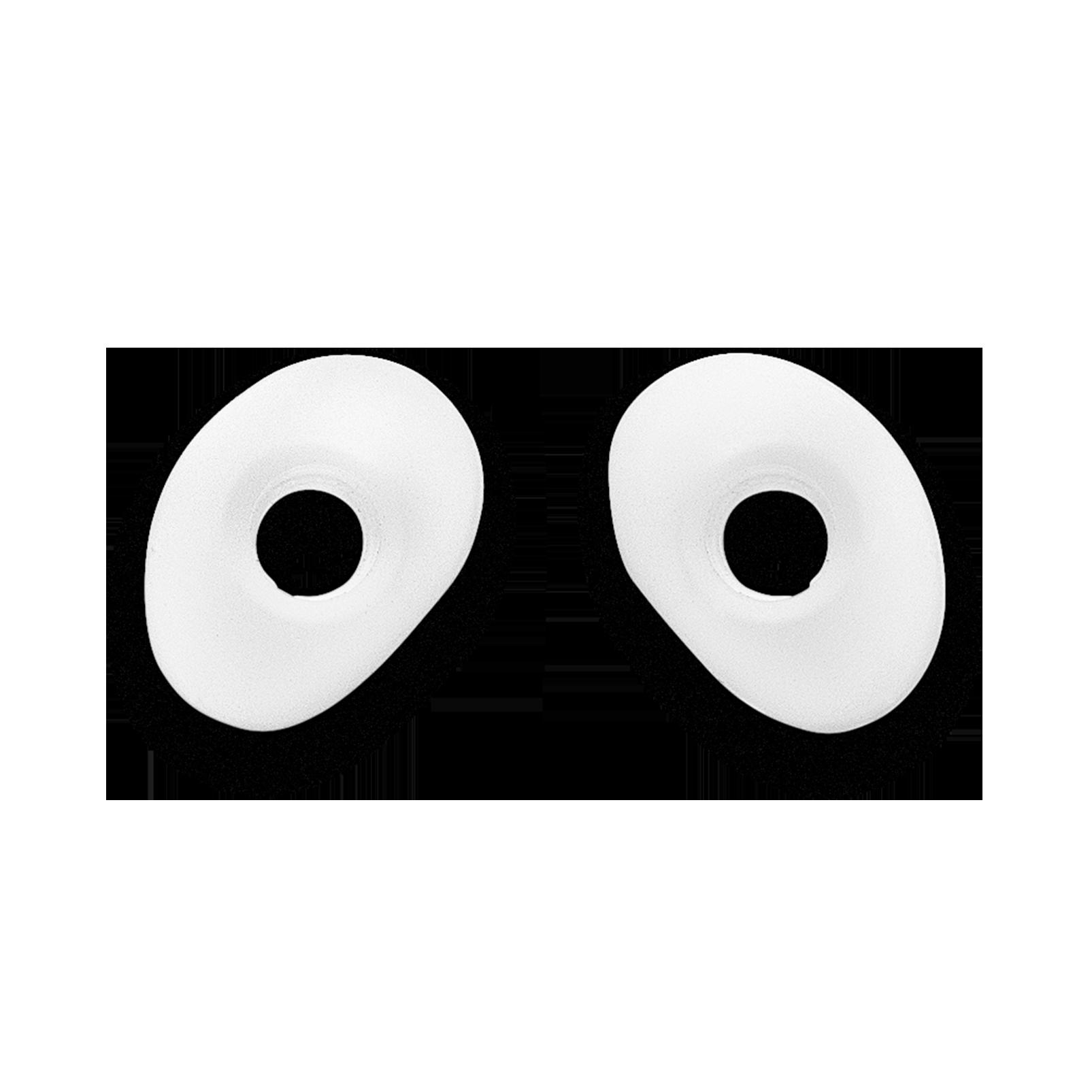 Ear hook set for Reflect fit (Medium) - Transparent - Ear pads M (L+R) - Hero