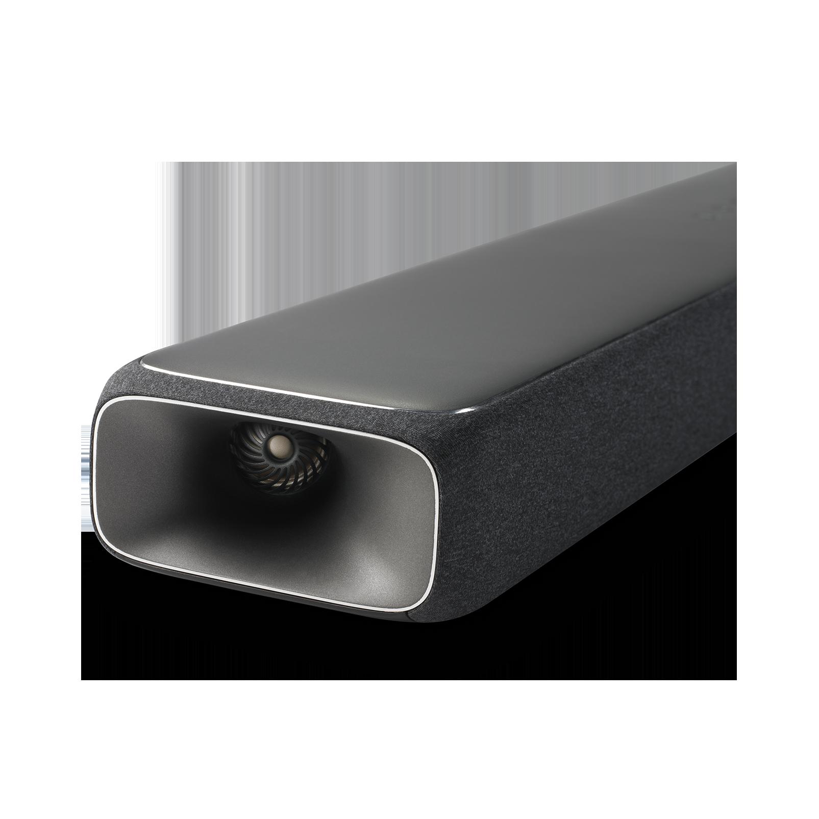 Enchant 800 - Graphite - All in One 8-Channel Soundbar with MultiBeam™ Surround Sound - Detailshot 3