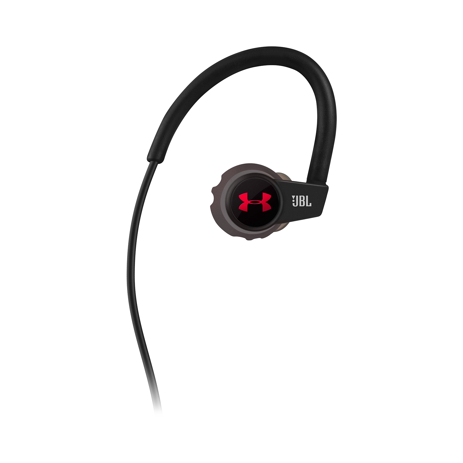 China:- - Black - Heart rate monitoring, wireless in-ear headphones for athletes - Front