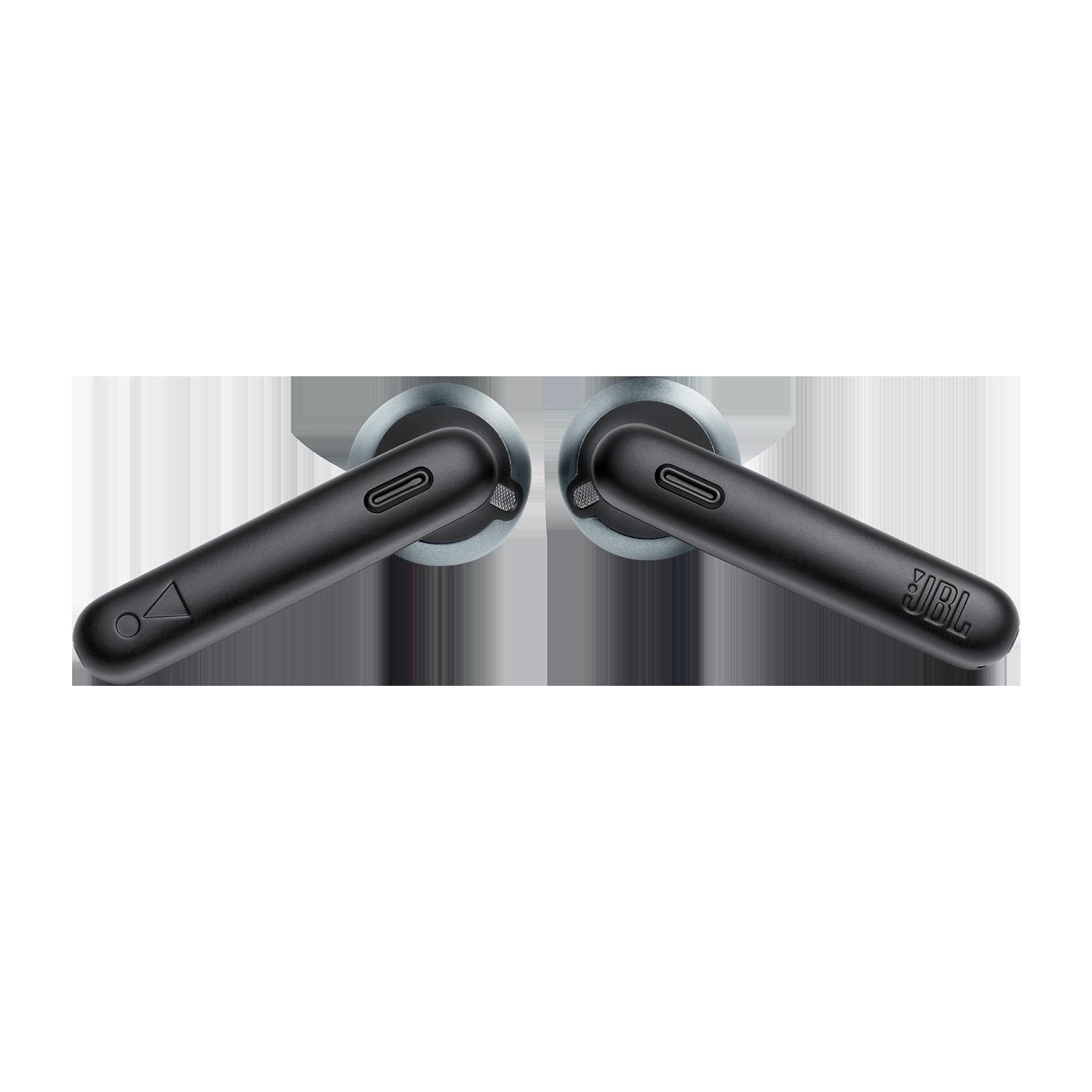 JBL TUNE 220TWS - Black - True wireless earbuds - Front