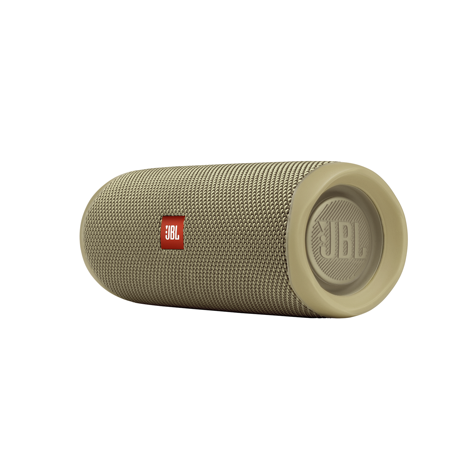 JBL FLIP 5 - Sand - Portable Waterproof Speaker - Detailshot 3