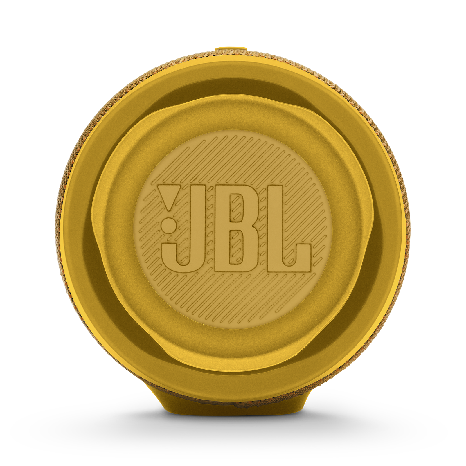 JBL Charge 4 - Mustard Yellow - Portable Bluetooth speaker - Detailshot 2
